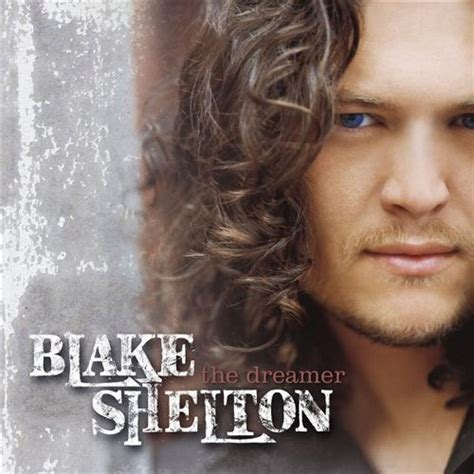 long hair on voice the dreamer by blake shelton anything country pinterest