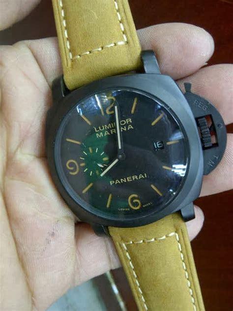 Hrg 1 200 000 Panerai Gmt jam tangan luminor panerai