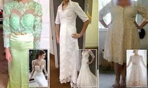 wedding horror stories angry brides share their bridal gown horror stories daily mail online