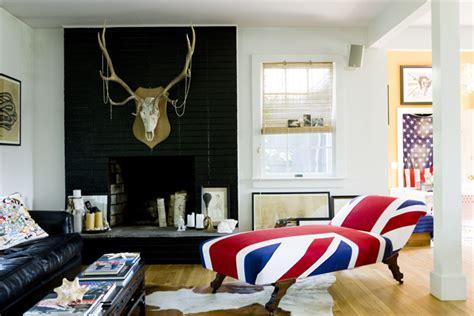 british home design blogs 20 great exles of using flags in interior design