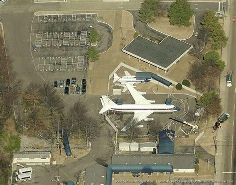 Graceland Floor Plans by Elvis S Graceland Aerial Views Of His Mansion And Estate