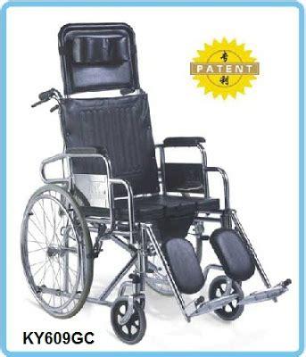 Kursi Roda 3 In 1 kursi roda 3 in 1 ky609gc toko medis jual alat kesehatan