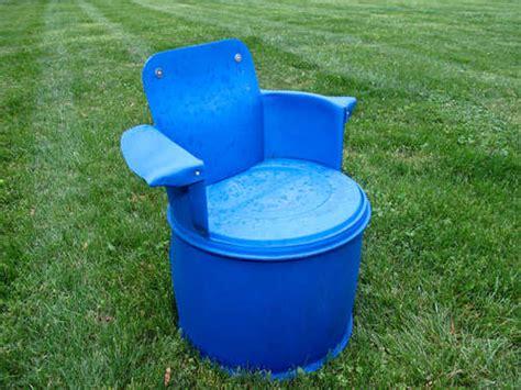 boat barrel chairs barrel project photo s 55 gallon plastic drum projects
