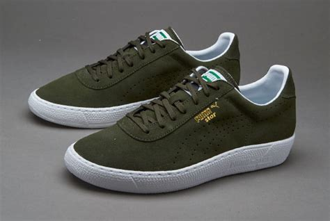 Sepatu Boot Synthetic Wr 007 sepatu sneakers allover suede forest