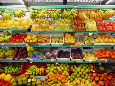 fruit section fruits vegetable section carniceria monterrey