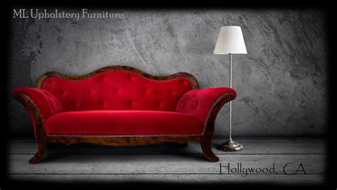 Los Angeles Upholstery by Upholstery Furniture Upholstery California