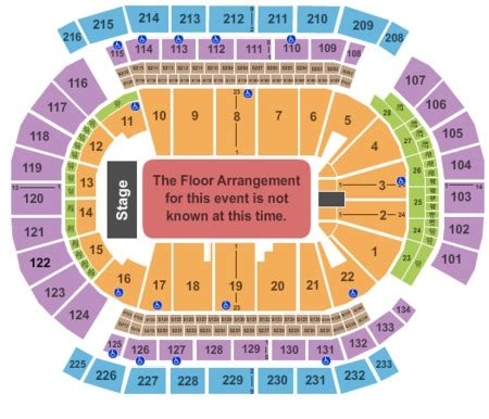 prudential center floor plan prudential center tickets and prudential center seating