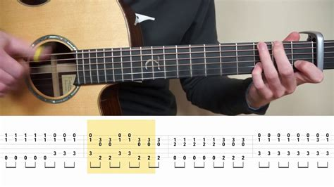 fingerstyle tutorial of photograph videos nathan matthias videos trailers photos