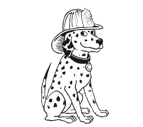 coloring pages of dalmatian dogs dalmatian fire dog coloring pages coloring home