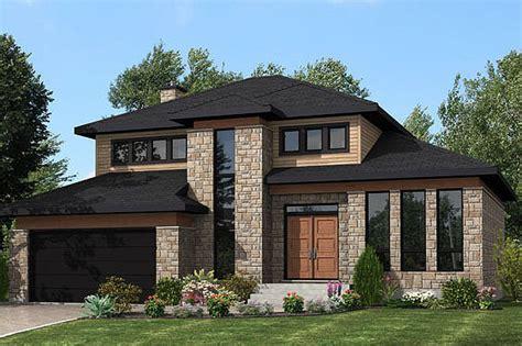 Modern Loft Style House Plans by Plano De Imponente Casa Moderna De 3 Dormitorios Y 192 M2