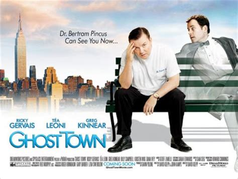 film ghost city eats reads other bits movie review ghost town