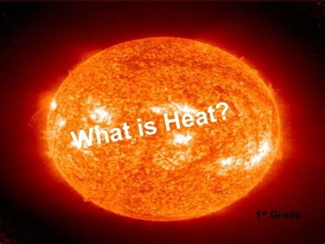 how is a in heat what is heat