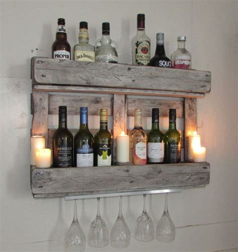 rustic shabby chic furniture wine rack mini bar rustic shabby chic reclaimed wood