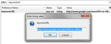 Default Search Engine Firefox Address Bar How To Change Your Default Search Engine In Firefox Chrome And