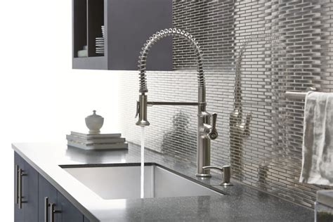 kohler kitchen faucets when it s time for a new kitchen faucet i turn to kohler