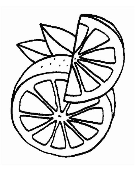 citrus fruits coloring pages download and print citrus