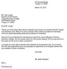 Business Letter Format With Typist Initials Business Letter Format Typist Initials Sle Business