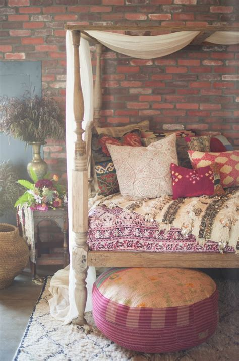 Area Bedding by Boho Seating Area Bed Decoration Loft