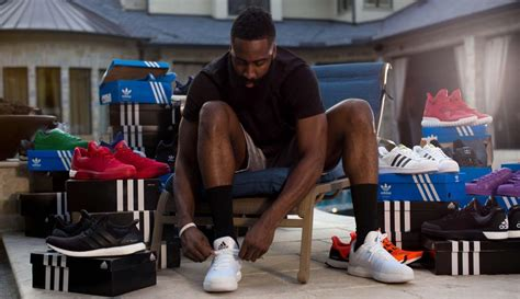 james harden house adidas dropped a ton of sneakers at james harden s house to celebrate his new deal