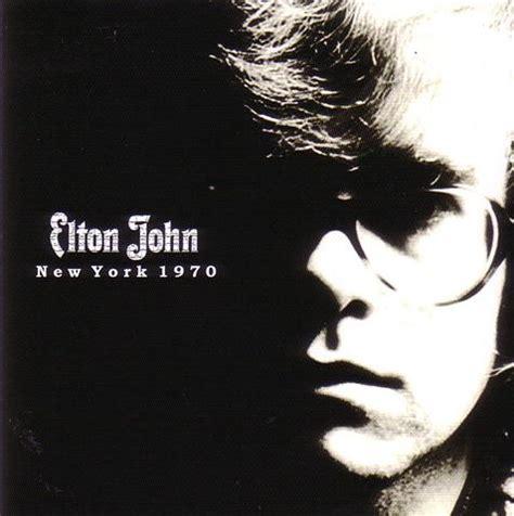 elton john new york elton john new york 1970 1cd giginjapan