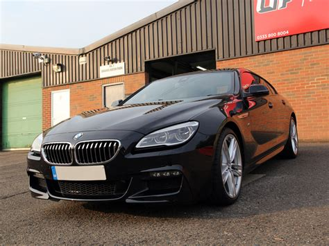 bmw 640d gran coupe receives ultra protective nano ceramic