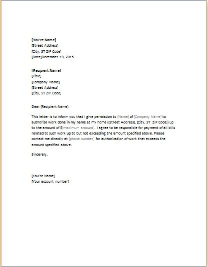 proxy letter template image result for proxy letter sles