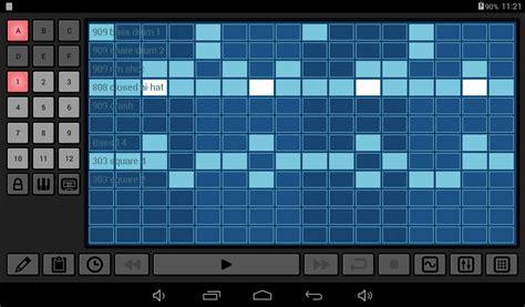 drum pattern sequencer app kvr steve walker updates metaloop for android to v1 7