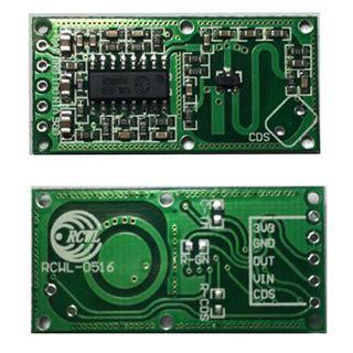 Jual Microwave Murah jual sensor radar microwave rcwl 0516 modul harga murah