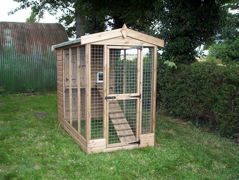 Kandang Kucing Portable cattery cat kennel run or hen house coop 8 x 4 ebay