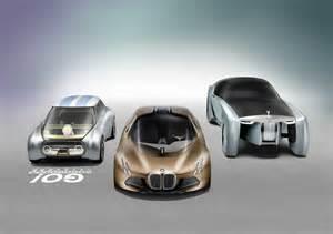 Bmw Mini Rolls Royce Bmw The Next 100 Years