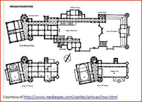 neuschwanstein castle floor plan 17 best images about interesting homes on pinterest