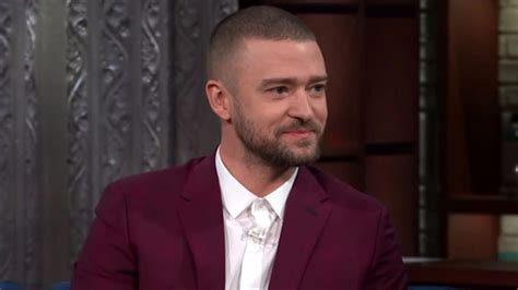 Justins New A Preview by Justin Timberlake Channels Steve In Preview For
