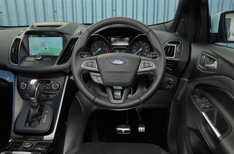 ford kuga  tdci  st  powershift awd review
