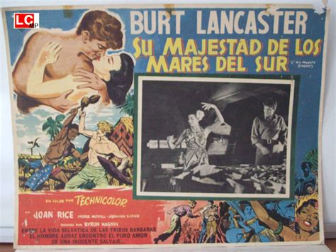 los mares del sur quot su majestad de los mares del sur quot movie poster quot his majesty o keefe quot movie poster