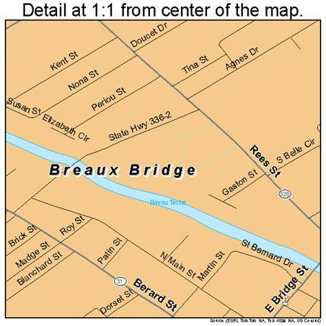 louisiana map breaux bridge breaux bridge la pictures posters news and on