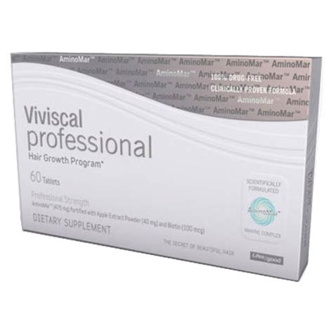 viviscal hair growth tablets viviscal professional hair growth program tablets 60 ct