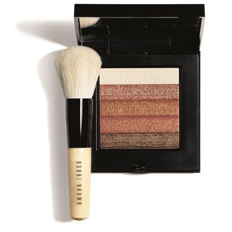 Brown Blender Brush duty free brown bronze shimmer brick with blender
