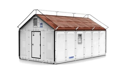 ikea homes ikea unveils solar powered flat pack shelters for easily
