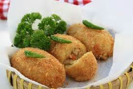 video membuat risoles kentang cara membuat kroket kentang isi daging cincang