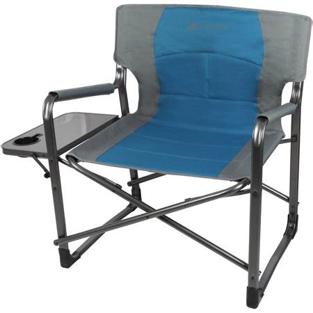 Big Folding Chair - oversized cing lounge big director chair outdoor
