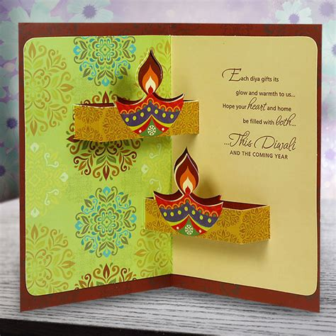 Printable Diwali Gift Cards | deepavali happy द व ल diwali 2017 printable gift