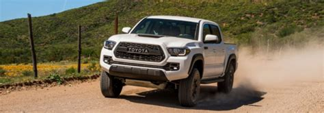 toyota tacoma trd pro engine specs  features