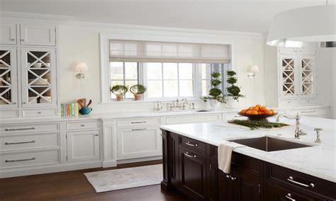 espresso kitchen island white kitchen cabinets with espresso island ideas