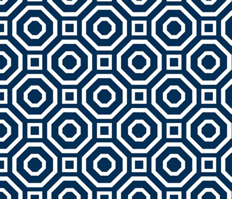 classic navy wallpaper geometry classic navy wallpaper alicia vance spoonflower