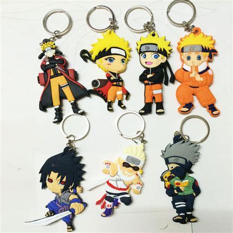 Figure Sasuke Key Chain Set 20b akatsuki keychains reviews shopping akatsuki