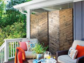 Privacy Screening For Patios by How To Customize Your Outdoor Areas With Privacy Screens