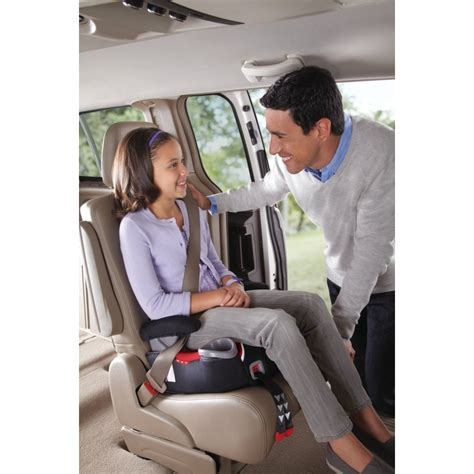 child booster seat without back shotgun be sure they re a safe height and