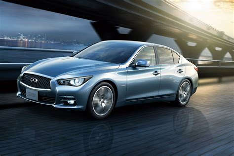 infiniti nissan new nissan skyline 350gt spotted in japan is actually the