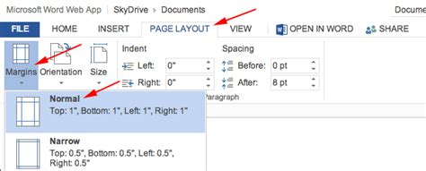 format margin word skripsi image gallery mla margins