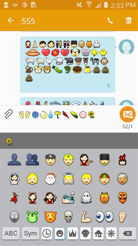 emoji font emoji font for flipfont 5 android apps on google play